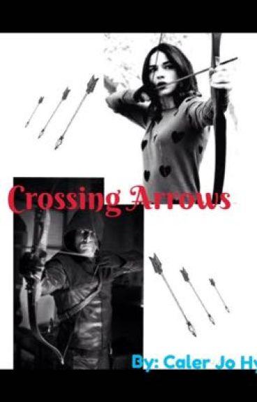 Crossing Arrows (Arrow/Flash fanfic)