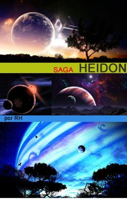Heidon by RedHollow