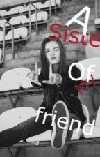 A Sister of my friend by PrincessJibril