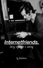 Internetfriends. »larry stylinson x sexting» by michaelsofter