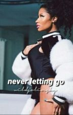 Never Letting Go × book 2  by wildjolinsky