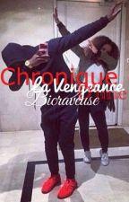 Chronique Une Bicraveuse: La Haine Fait Partie De Moi... by ChroniqueSafia