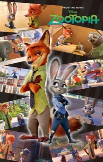 The Wild Adventures of Judy and Nick