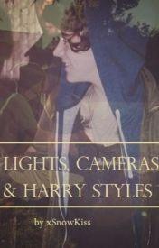 Lights  Cameras & Harry Styles (Deutsche Übersetzung) by _Jenna_