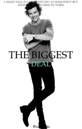 The Biggest Deal by BxxkTxpia