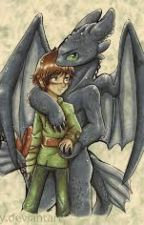 Hiccup The Dragon Queen by Cocoa-Ice