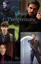 Once Preferences by RiverdaleGilmores