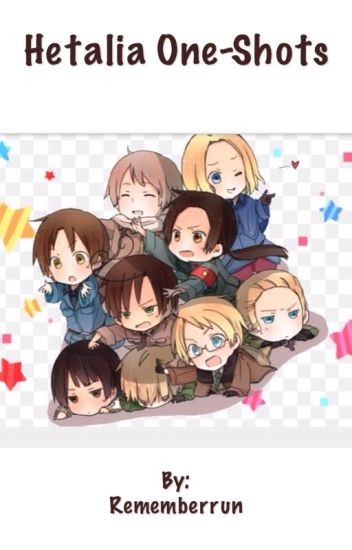 Hetalia One-Shots [countryxcountry]