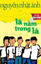 Lá nằm trong lá - Nguyễn Nhật Ánh - 4 Kỳ báo Mực Tím - by pooka by ngotruong92bn