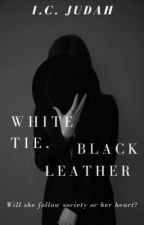 White Tie, Black Leather by bella_salvatore