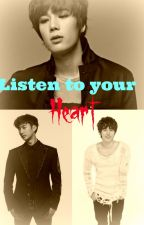 Listen to your HEART [MinJun] by SamStarElf