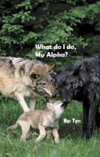 What do I do, My Alpha? (mpreg) (boyxboy) by SoNerdy