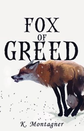 Fox Of Greed by DragonGirl_97