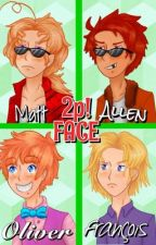 Life of 2p! FACE by NickDud