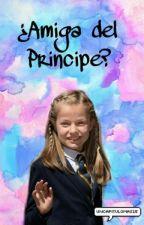 ¿Amiga Del Principe? by uncapitulomas15