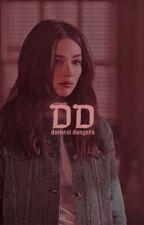 Darkest Danger •• Simon Lewis by -VoidWanda