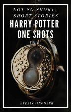 Harry Potter One Shots (Vol. I) by everlovingdeer