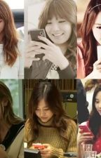 Girls' Generation's Chat Room! by blackchopstick