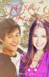 Red String of Fate (JulQuen) by visuriency