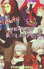 WhatsApp Devil May Cry by xXAkariEgoistXx