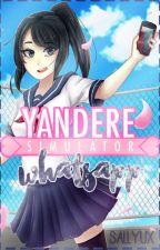 Yandere Simulator WhatsApp by Sallyux