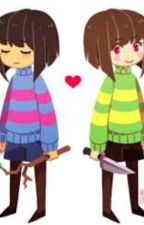 Ask/Dare Frisk And Chara by ll-Lord_Yonaka-ll