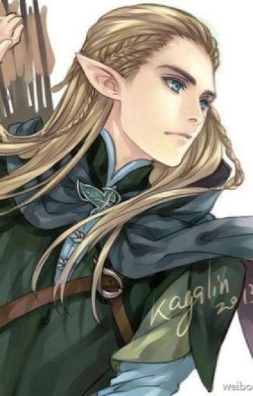 Arrow Through My Heart (Legolas X Reader)