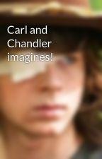 Carl and Chandler imagines! by walkingdeadaddict_