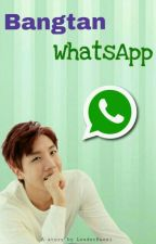 Bangtan's Whatsapp  by LeaderBaozi