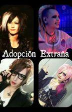 Adopción Extraña (Mejibray Y Tu) by MarianaRamos628