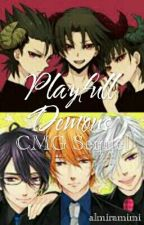 Playfull Demons (C.M.G Sequel) (COMPLETED) by almiramimi