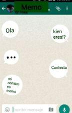 Whatsapp Del Terror by fany-bellakitha