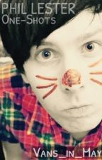 Phil Lester One-Shots by Vans_in_May