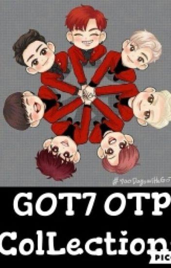 GOT7 OTP BOOK