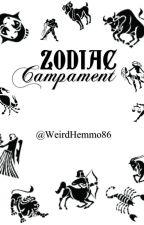 Campamento Zodiacal. -REESCRIBIENDO- by WeirdHemmo86