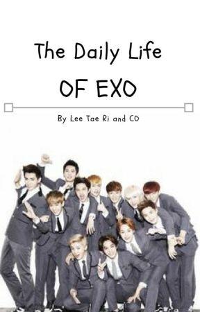ONESHOTS] Daily Life Of EXO - Our Sick Maknae - Wattpad