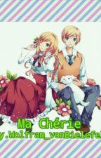 Ma Chérie by Wolfram_vonBielefeld