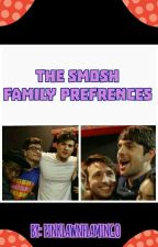 The Smosh Family Preferences by PinkLawnFlamingo