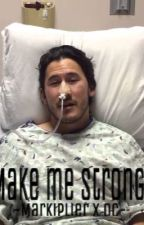 Make me strong (Markiplier x OC) by _MrsMarkimoo_