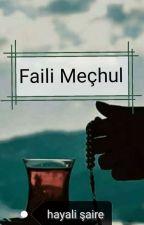 FAİLİ MEÇHUL by hayali-saire