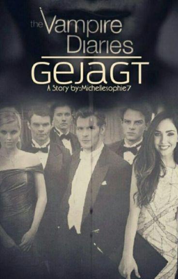 Gejagt    Vampire Diaries Fanfiction