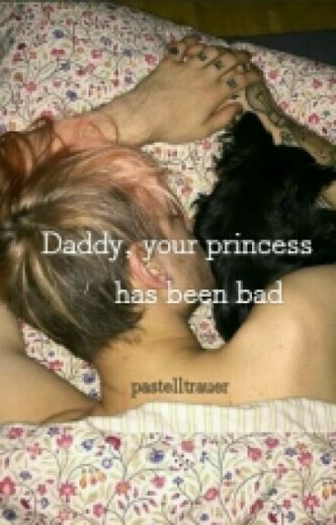 Daddy, your princess has been bad - Tardy