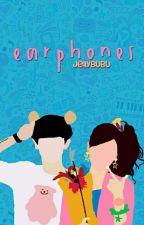 Earphones | p.cy by jelly_bubu