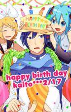 Kaito's Diary by Yume-Kagami