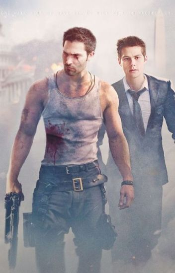 White House Down (Sterek)