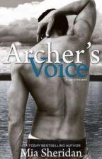 """La voz de Archer """" Archer's voice """" by yypz21"""