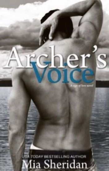 """La voz de Archer """" Archer's voice """""""