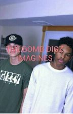THE BOMB DIGZ IMAGINES by gabriellealston