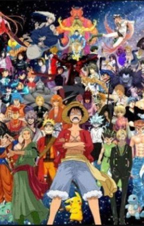 Rap de Animes by anime-Ace