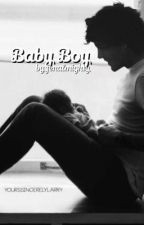 Baby Boy *larry au* (mpreg) by heartfullofharry